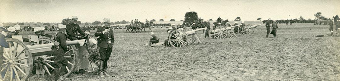 The 1914-1918 war - an overview
